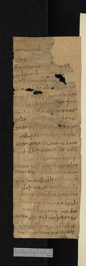 Image of L-G Arabic 2.129 recto